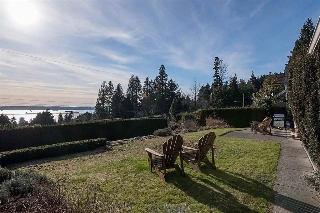 Main Photo: 1855 ROSEBERRY Avenue in WEST VANCOUVER: Queens House for sale (West Vancouver)  : MLS® # R2136836