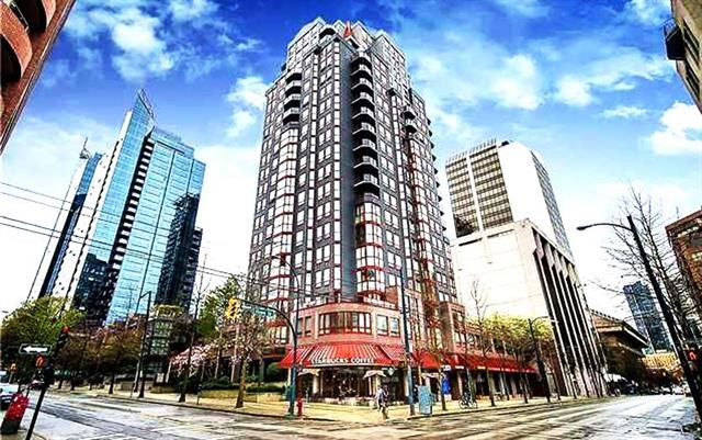 "Main Photo: 605 811 HELMCKEN Street in Vancouver: Downtown VW Condo for sale in ""Imperial Tower"" (Vancouver West)  : MLS(r) # R2177192"