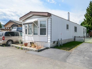 Main Photo: 68 1655 ORD ROAD in : Brocklehurst Manufactured Home/Prefab for sale (Kamloops)  : MLS® # 140960
