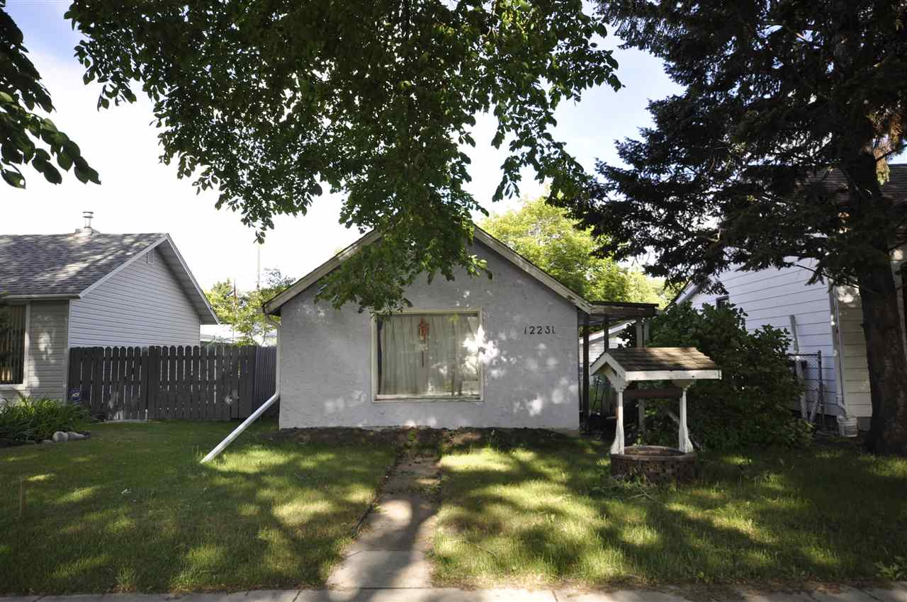 Main Photo: 12231 93 Street in Edmonton: Zone 05 House for sale : MLS® # E4070844