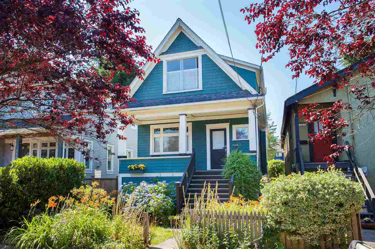 Main Photo: 1148 E 14TH Avenue in Vancouver: Mount Pleasant VE House for sale (Vancouver East)  : MLS® # R2193045