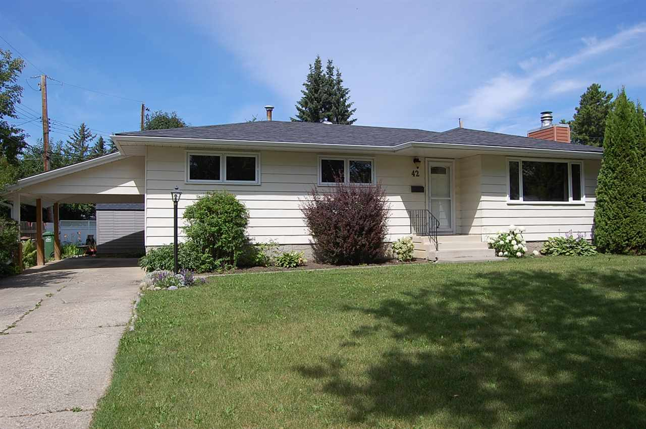 Main Photo: : St. Albert House for sale : MLS® # E4076421