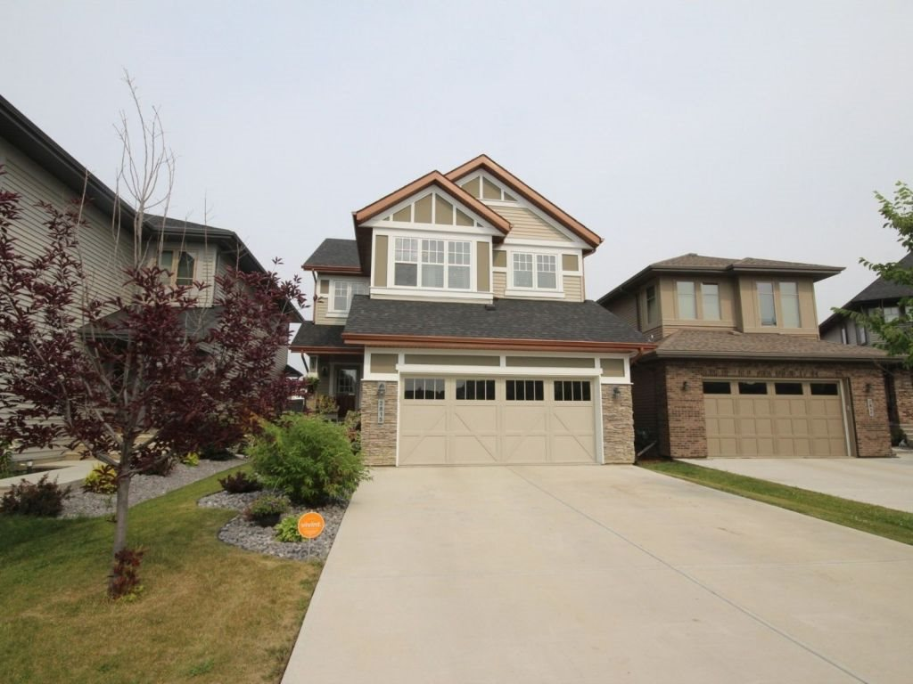 Main Photo: 2815 Anderson Place in Edmonton: Zone 56 House for sale : MLS® # E4076577