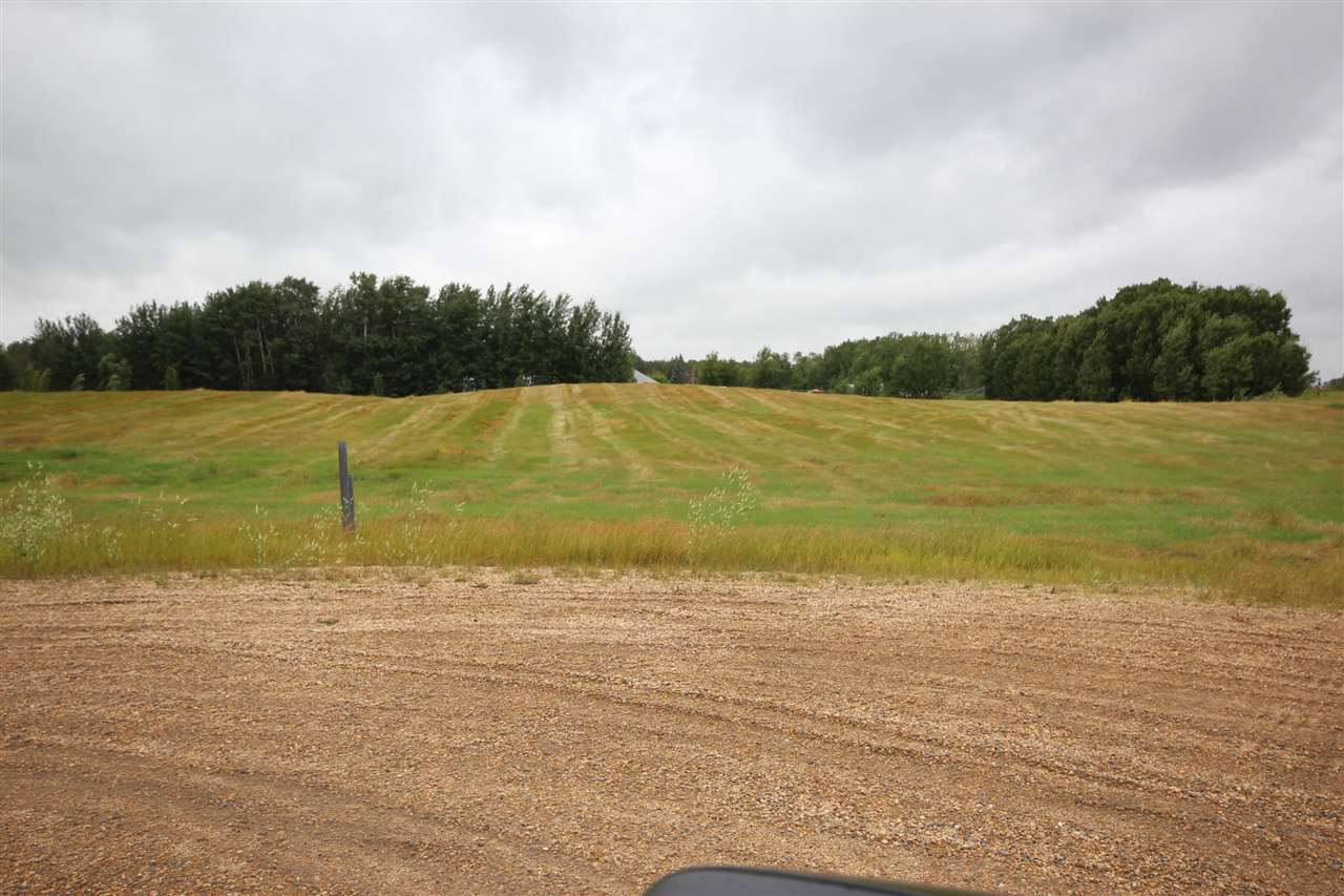 Main Photo: 22 51109 RGE RD 271 Road: Rural Parkland County Rural Land/Vacant Lot for sale : MLS® # E4077541