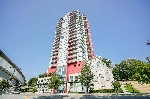 "Main Photo: 1702 125 COLUMBIA Street in New Westminster: Downtown NW Condo for sale in ""NORTHBANK"" : MLS® # R2196788"