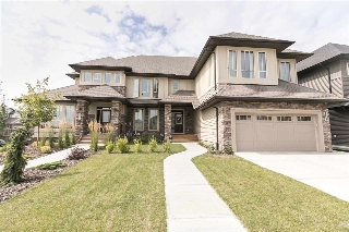 Main Photo:  in Edmonton: Zone 56 Attached Home for sale : MLS® # E4078407