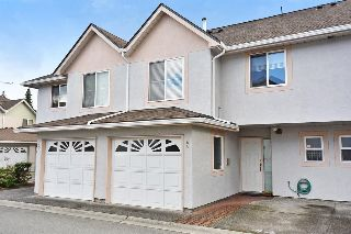 "Main Photo: 44 10080 KILBY Drive in Richmond: West Cambie Townhouse for sale in ""SAVOY GARDENS"" : MLS® # R2215160"