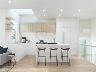 "Main Photo: 2435 W BROADWAY Street in Vancouver: Kitsilano Townhouse for sale in ""ZEO KITS"" (Vancouver West)  : MLS® # R2232265"