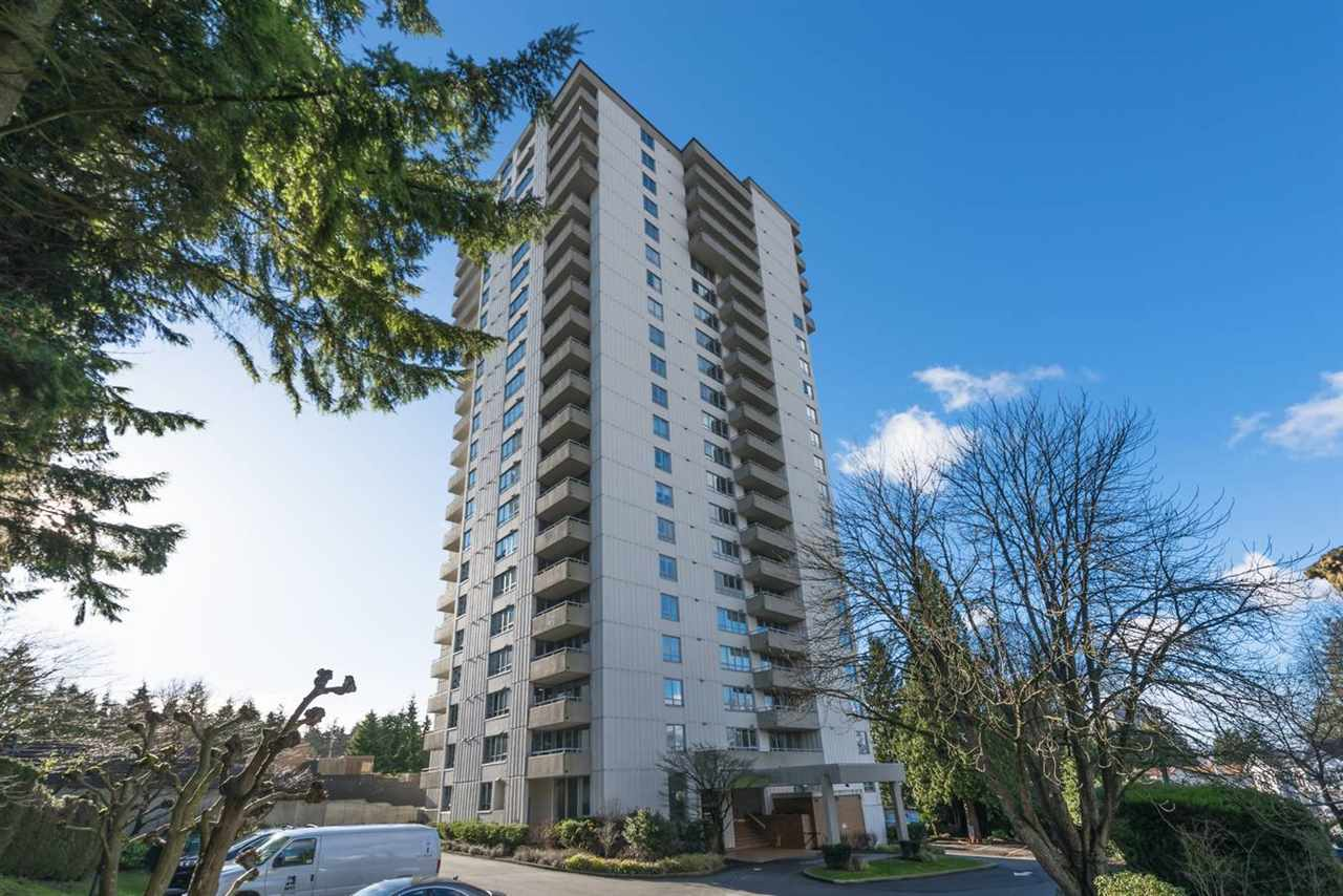 "Main Photo: 2205 4160 SARDIS Street in Burnaby: Central Park BS Condo for sale in ""Central Park Place"" (Burnaby South)  : MLS®# R2233323"