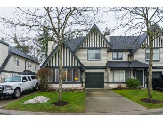 "Main Photo: 4 18883 65 Avenue in Surrey: Cloverdale BC Townhouse for sale in ""APPLEWOOD"" (Cloverdale)  : MLS®# R2246448"