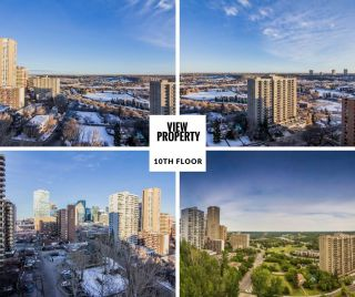 Main Photo: 1006 9903 104 Street in Edmonton: Zone 12 Condo for sale : MLS® # E4100562