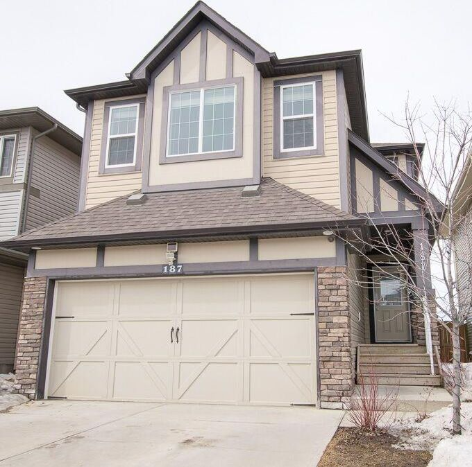 Main Photo: 187 HILLCREST Circle SW: Airdrie House for sale : MLS®# C4177259