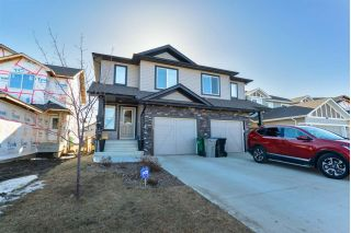 Main Photo: 10611 98 Street: Morinville House Half Duplex for sale : MLS®# E4106821