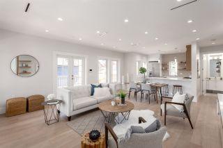 1607 TEMPLETON Street In Vancouver Grandview VE House 1 2 Duplex