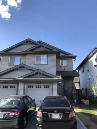 Main Photo: 3030 16A Avenue NW in Edmonton: Zone 30 House Half Duplex for sale : MLS®# E4109738