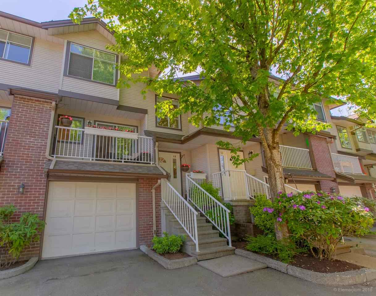 "Main Photo: 49 2450 LOBB Avenue in Port Coquitlam: Mary Hill Townhouse for sale in ""SOUTHSIDE"" : MLS®# R2268458"