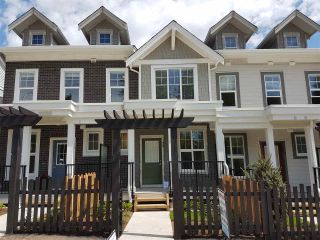 "Main Photo: 75 7169 208A Street in Langley: Willoughby Heights Townhouse for sale in ""Lattice"" : MLS®# R2291084"