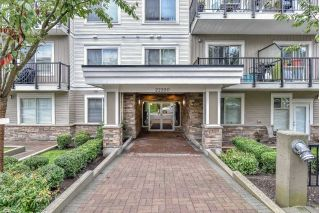 "Main Photo: 308 22290 NORTH Avenue in Maple Ridge: West Central Condo for sale in ""Solo"" : MLS®# R2309801"