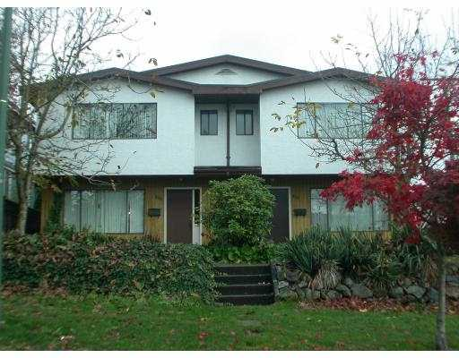 Main Photo: 8546 - 8550 HEATHER ST in Vancouver: Cambie House Duplex for sale (Vancouver West)  : MLS®# V564146