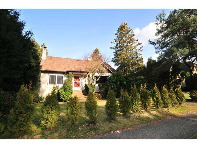Main Photo: 4273 W 10TH Avenue in Vancouver: Point Grey House  (Vancouver West)  : MLS(r) # V869519