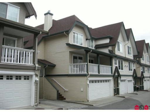 "Main Photo: 40 15355 26TH Avenue in Surrey: King George Corridor Townhouse for sale in ""SOUTHWYND"" (South Surrey White Rock)  : MLS®# F1111571"