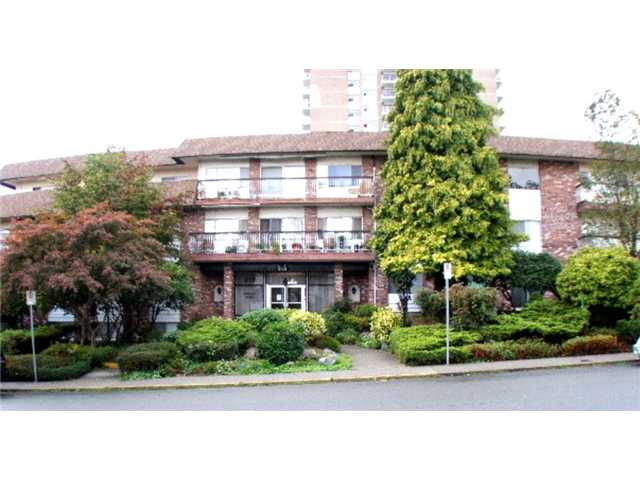 Main Photo: 210 815 4TH Avenue in New Westminster: Uptown NW Condo for sale : MLS® # V951896