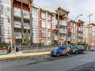 "Main Photo: 405 2477 KELLY Avenue in Port Coquitlam: Central Pt Coquitlam Condo for sale in ""SOUTH VERDE"" : MLS® # V1049579"