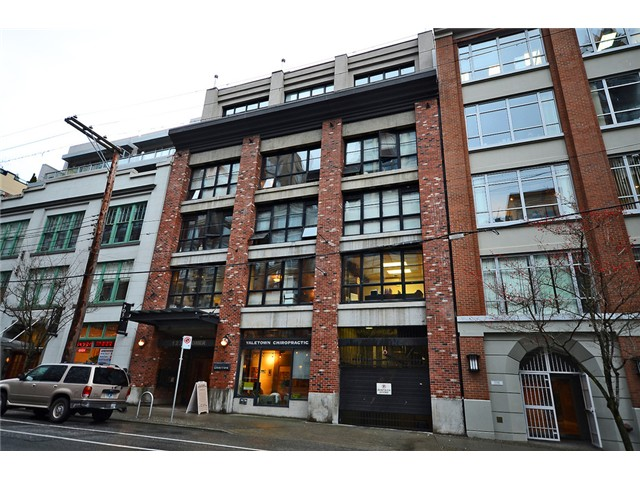 "Main Photo: 405 1238 HOMER Street in Vancouver: Yaletown Condo for sale in ""THE GRAFTON"" (Vancouver West)  : MLS(r) # V1050668"