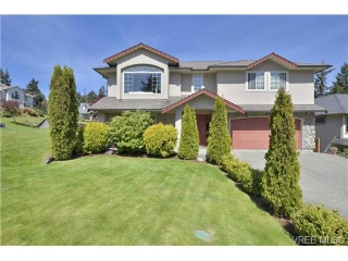 Main Photo: 2052 Haley Rae Place in VICTORIA: La Thetis Heights Single Family Detached for sale (Langford)  : MLS® # 336673