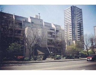 "Main Photo: 606 1080 PACIFIC Street in Vancouver: West End VW Condo for sale in ""THE CALIFORNIAN"" (Vancouver West)  : MLS®# V539428"