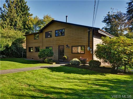 Main Photo: 2191 S French Road in SOOKE: Sk Broomhill Single Family Detached for sale (Sooke)  : MLS® # 356629
