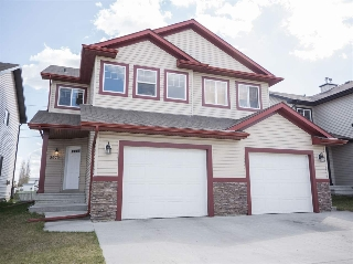 Main Photo: 5973 164 Avenue in Edmonton: Zone 03 House Half Duplex for sale : MLS(r) # E4018770