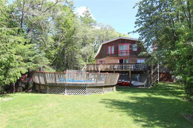 Main Photo: 1389 Portage Road in Kawartha Lakes: Kirkfield House (2-Storey) for sale : MLS®# X3491821