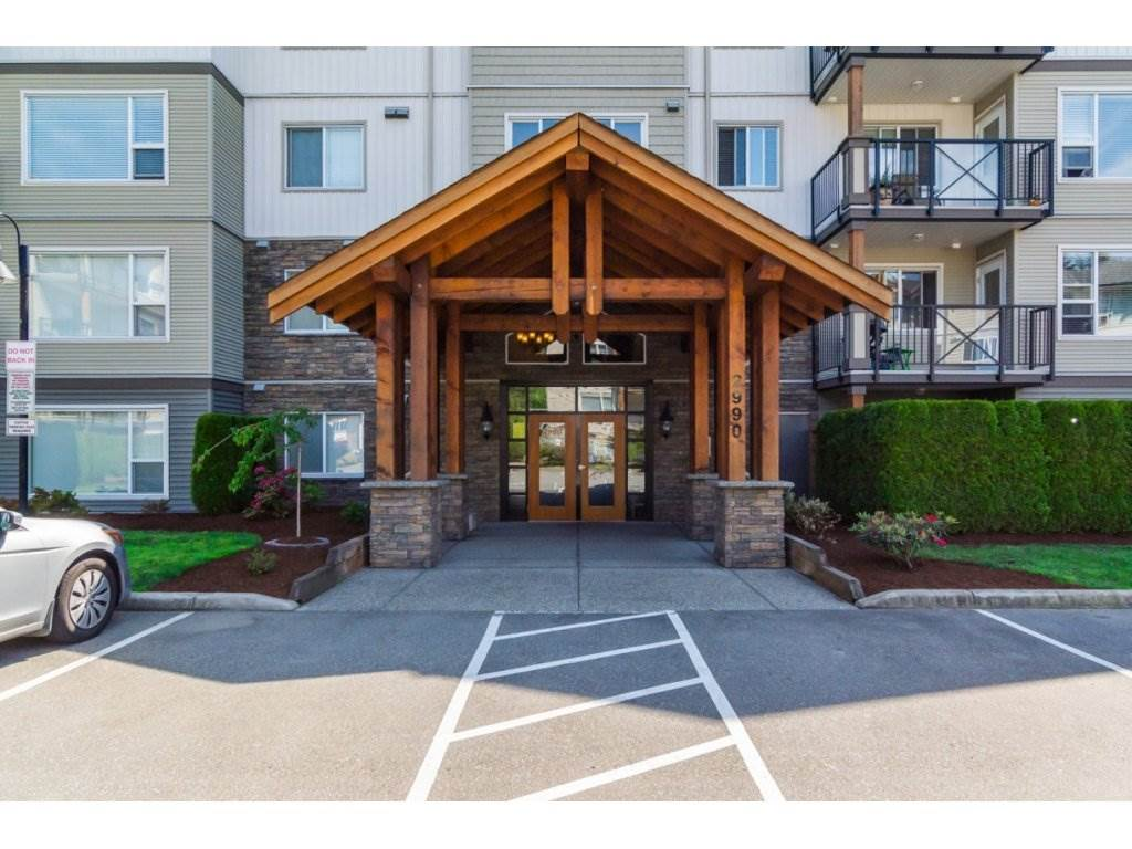 Main Photo: 412 2990 BOULDER Street in Abbotsford: Abbotsford West Condo for sale : MLS® # R2117061