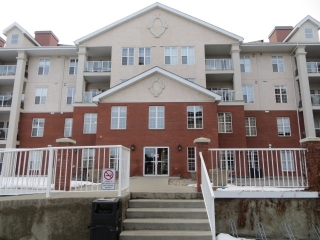 Main Photo: 406 45 INGLEWOOD Drive: St. Albert Condo for sale : MLS(r) # E4055714