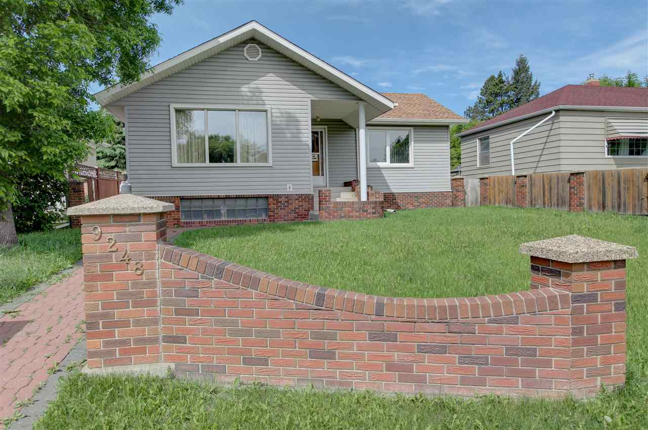 Main Photo: 9248 85 Street in Edmonton: Zone 18 House for sale : MLS(r) # E4067679