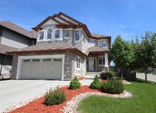 Main Photo: 482 AINSLIE Crescent in Edmonton: Zone 56 House for sale : MLS(r) # E4068006