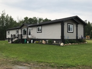 Main Photo: 8325 Township Road 592 in Mayerthorpe: Country Residential for sale : MLS® # 44073