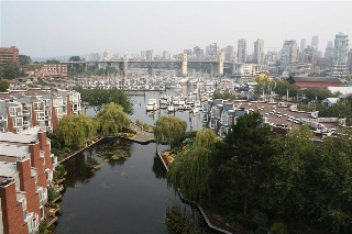 "Main Photo: 759 1515 W 2ND Avenue in Vancouver: False Creek Condo for sale in ""ISLAND COVER"" (Vancouver West)  : MLS® # R2195310"