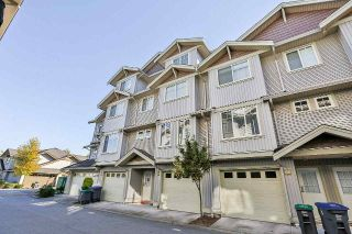 Main Photo: 80 12040 68 Avenue in Surrey: West Newton Townhouse for sale : MLS® # R2212395
