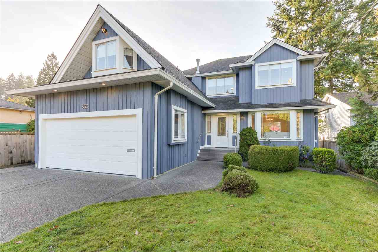 "Main Photo: 633 FIR Street in North Vancouver: Hamilton House for sale in ""Hamilton"" : MLS®# R2216128"