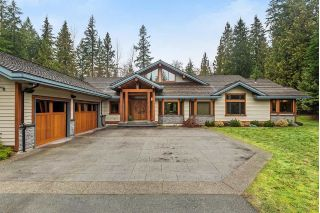 Main Photo: 27289 110 Avenue in Maple Ridge: Whonnock House for sale : MLS® # R2232115