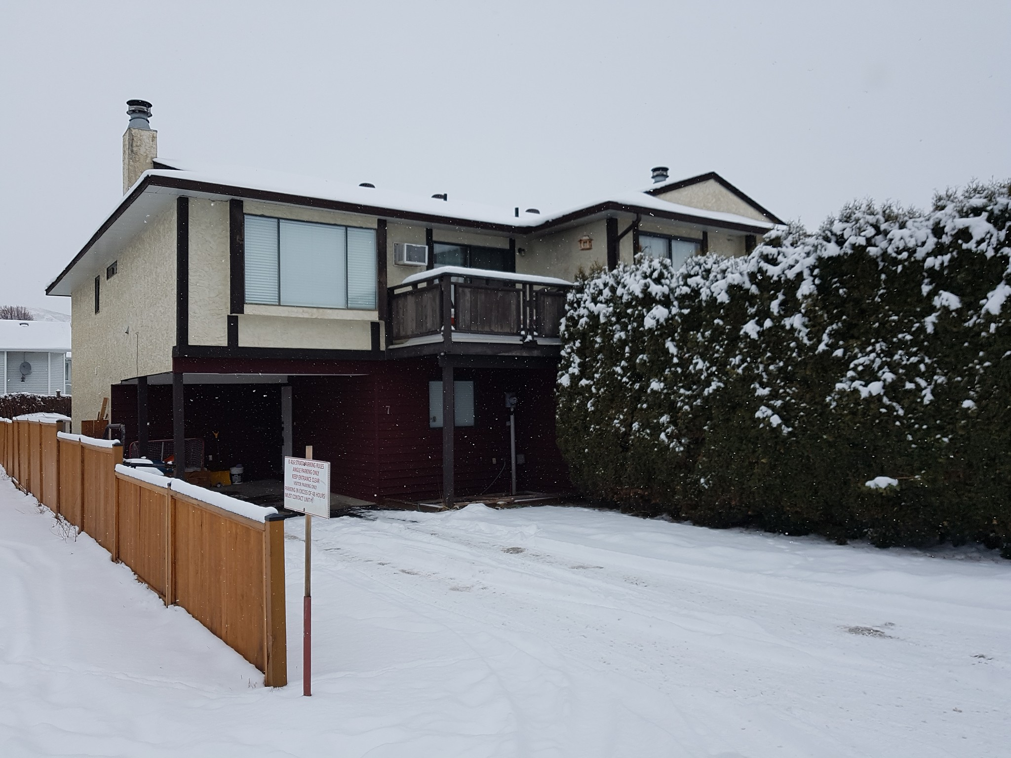 Main Photo: 7 685 SINGH in KAMLOOPS: BROCK House 1/2 Duplex for sale : MLS® # 144277