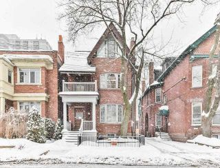 Main Photo: 141 Bedford Road in Toronto: Annex House (2 1/2 Storey) for lease (Toronto C02)  : MLS® # C4044083