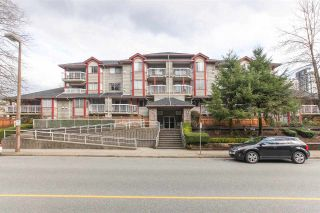 "Main Photo: 106 1215 PACIFIC Street in Coquitlam: North Coquitlam Condo for sale in ""Pacific Place"" : MLS® # R2245871"