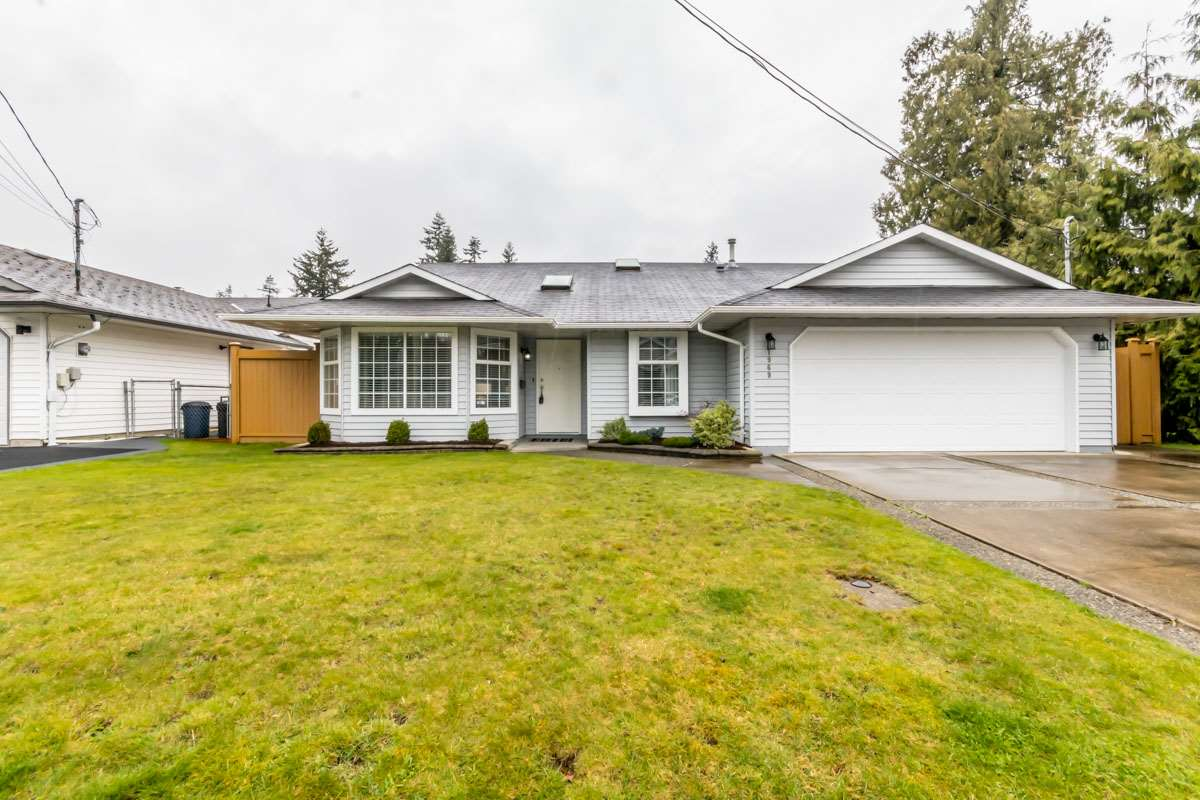 Main Photo: 1969 JACKSON Street in Abbotsford: Central Abbotsford House for sale : MLS®# R2254003