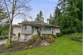 "Main Photo: 150 101 PARKSIDE Drive in Port Moody: Heritage Mountain House 1/2 Duplex for sale in ""TREE TOPS"" : MLS®# R2255160"