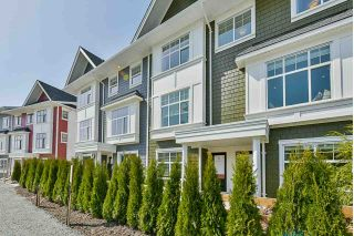 Main Photo: 113 27735 ROUNDHOUSE Drive in Abbotsford: Aberdeen Townhouse for sale : MLS®# R2258647