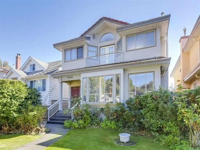 Main Photo: 7856 HUDSON Street in Vancouver: Marpole House for sale (Vancouver West)  : MLS®# R2269210