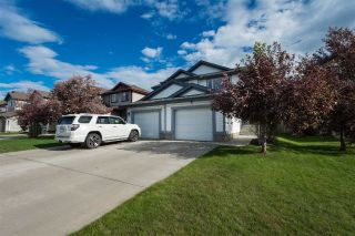 Main Photo: 343 Summerton Crescent: Sherwood Park House Half Duplex for sale : MLS®# E4118944
